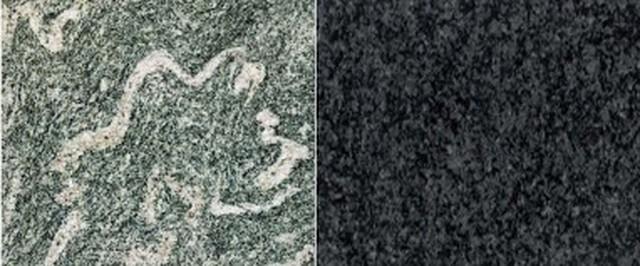 Granitos Color Negro Sudáfrica y Verde