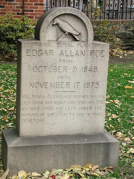 Lápida de Poe