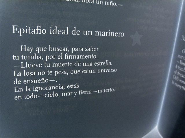 Poema de Juan Ramon Jimenez