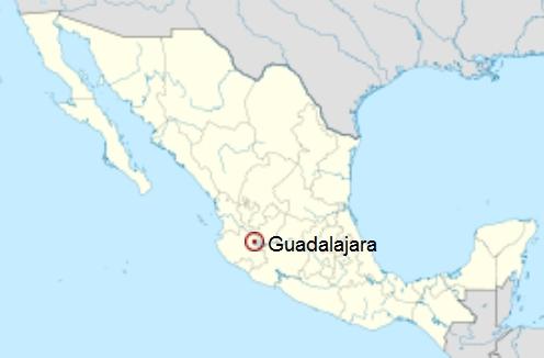 Guadalajara de México