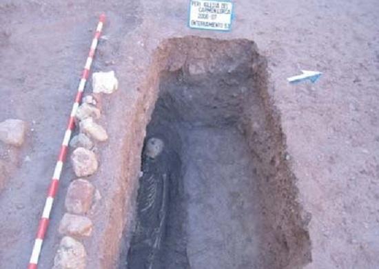 sepultura musulmana