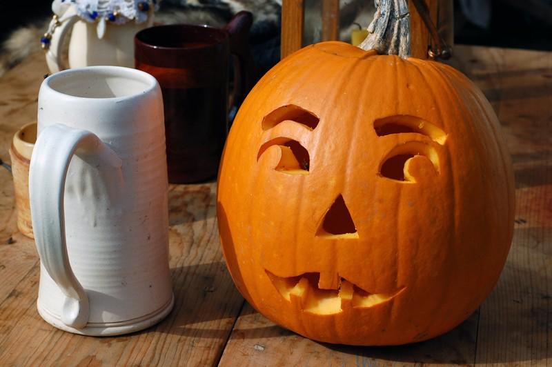 calabaza halloween - morguefile