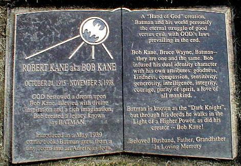 frases para lápidas kanebob batman