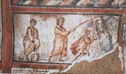 Iconografía en lápidas funerarias (I)