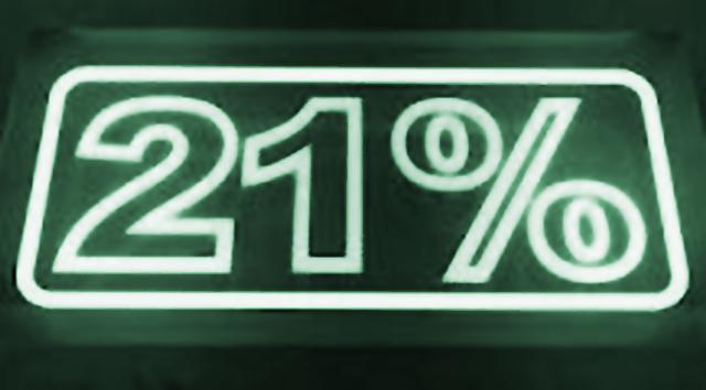 El IVA reducido para el 2015