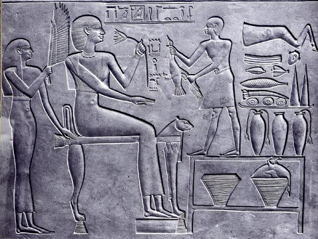Iconografía en Lápidas funerarias (II)