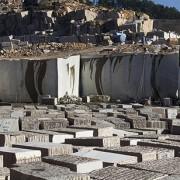 lápidas de granito cantera en porrino