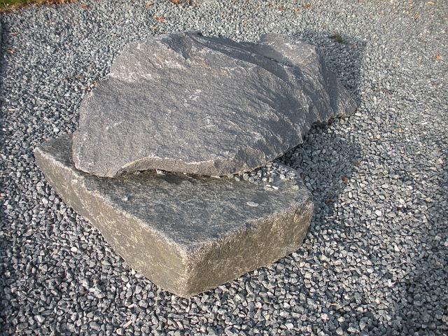 El granito, un material duradero