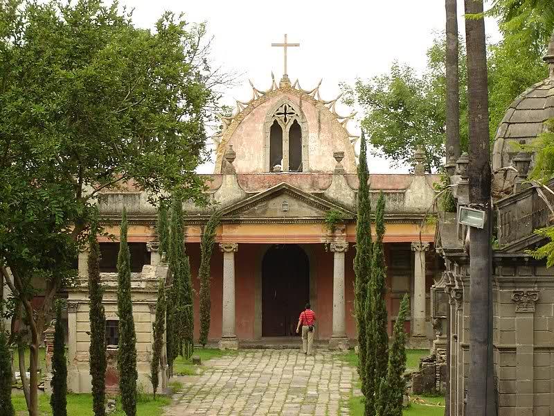 Cementerio de Belén (México)