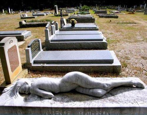 Lápidas increíbles