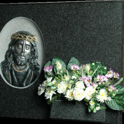 Lápida Cristo de Medinaceli