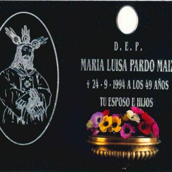Lápida de Jesús de Medinaceli nº308
