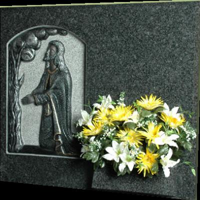 Lápida Oración Huerto