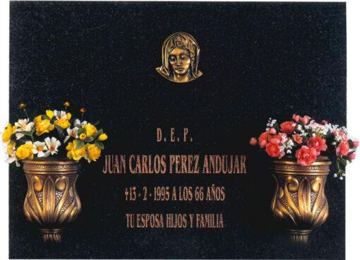 Lápida del Santísimo Rostro de la Piedad nº306