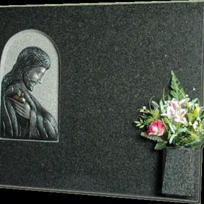 Lápida del Cristo de Calatayud