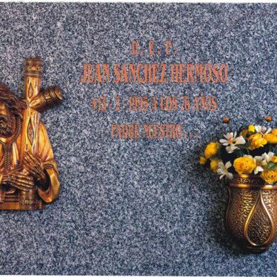 Lápida de Jesús del gran Poder