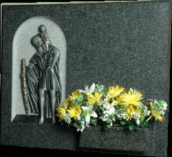 Lápida de San Cristobal
