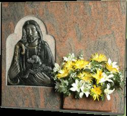 Lápida del buen pastor
