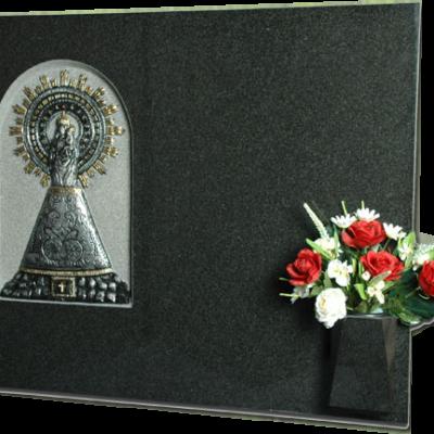 Lapida de la Virgen Pilarica