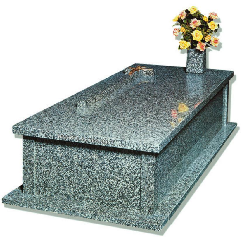 Pedestal nº2 para panteon
