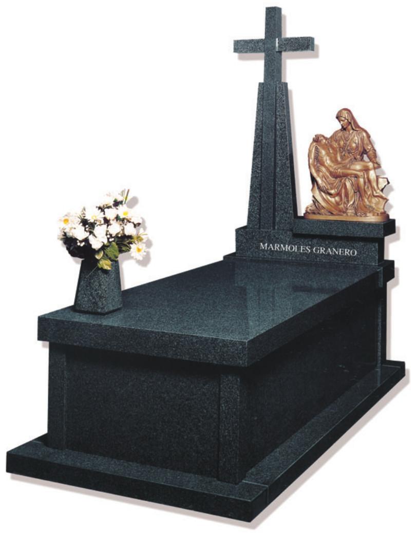 Pedestal nº10 para panteon