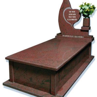 Pedestal nº11 para panteon