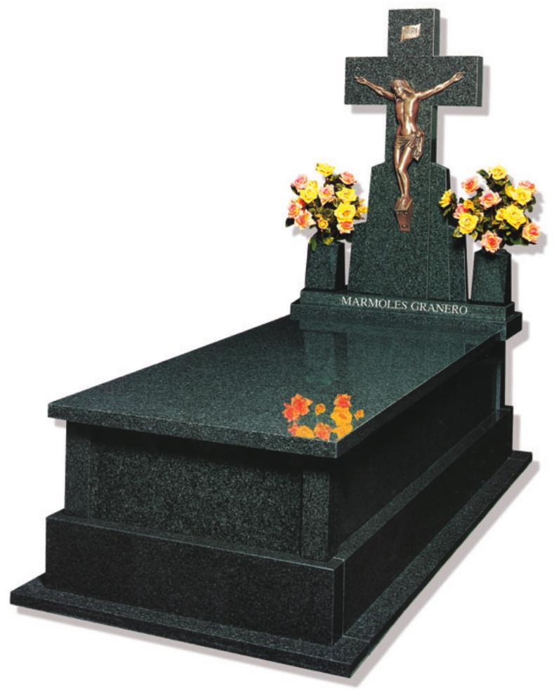 Pedestal nº12 para panteon