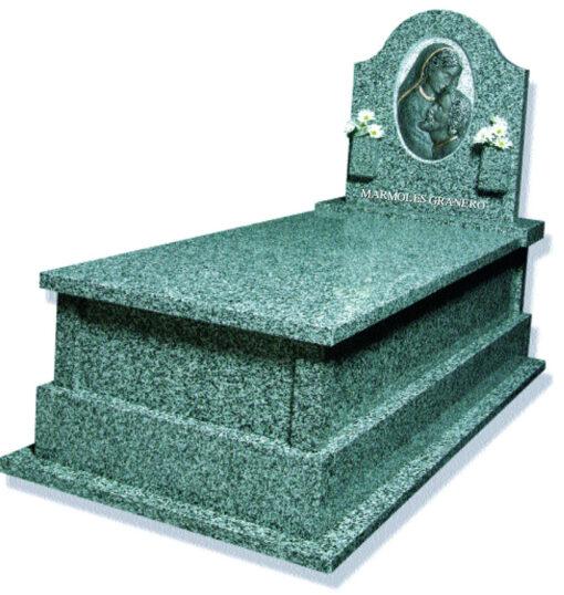 Pedestal nº13 para panteon