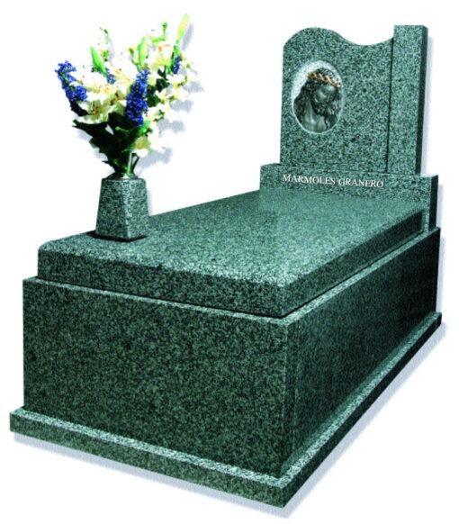 Pedestal nº18 para panteon