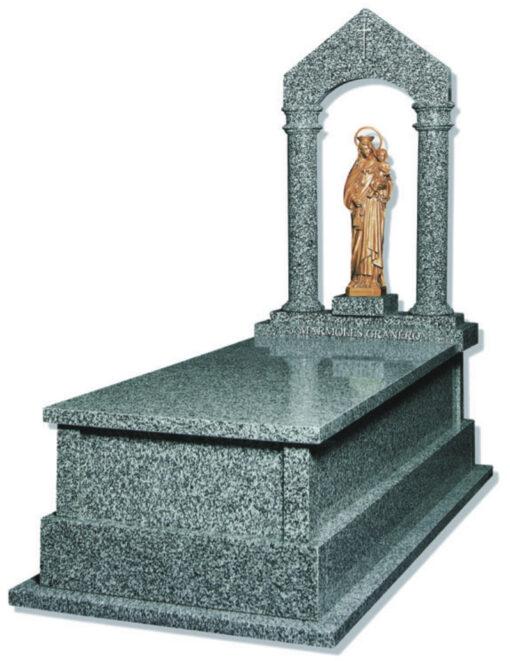 Pedestal nº21 para panteon