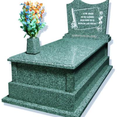 Pedestal nº23 para panteon