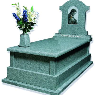 Pedestal nº25 para panteon