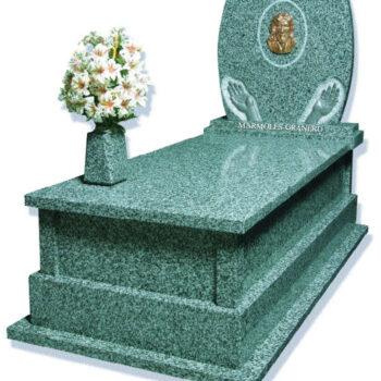 Pedestal nº31 para panteon