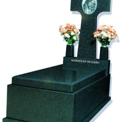 Pedestal nº40D para panteon