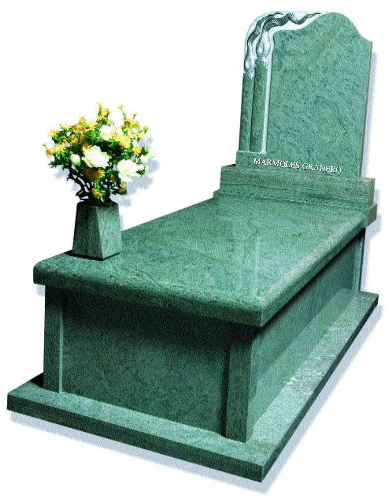 Pedestal nº43 para panteon