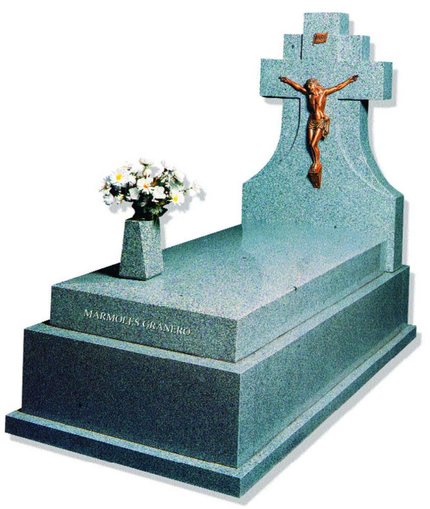 Pedestal nº45 para panteon