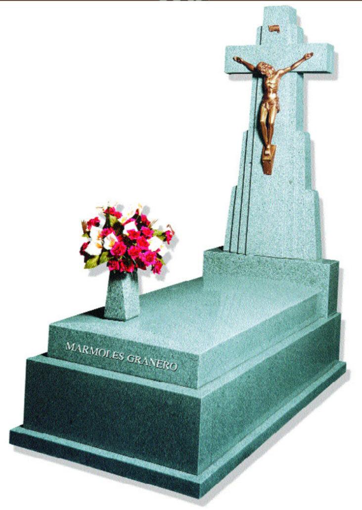 Pedestal nº46 para panteon