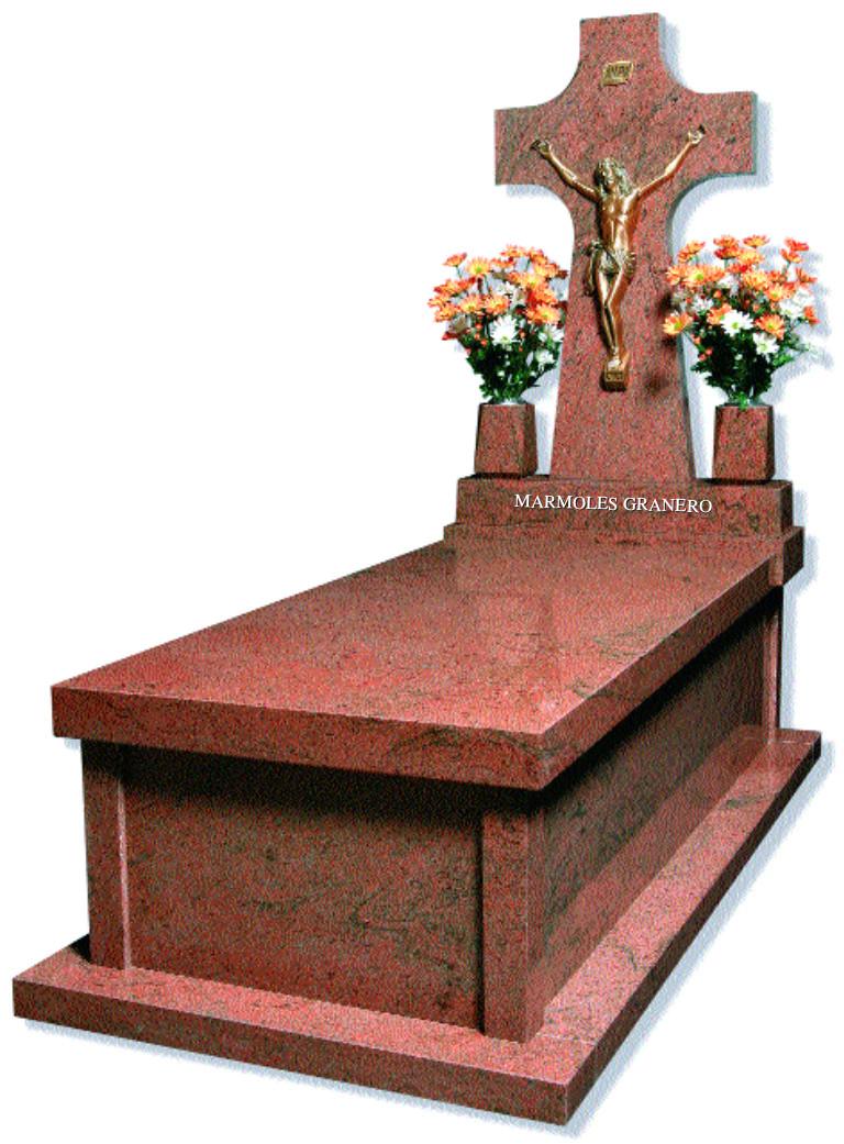 Pedestal nº4C para panteon