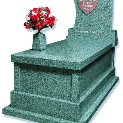 Pedestal nº50 para panteon