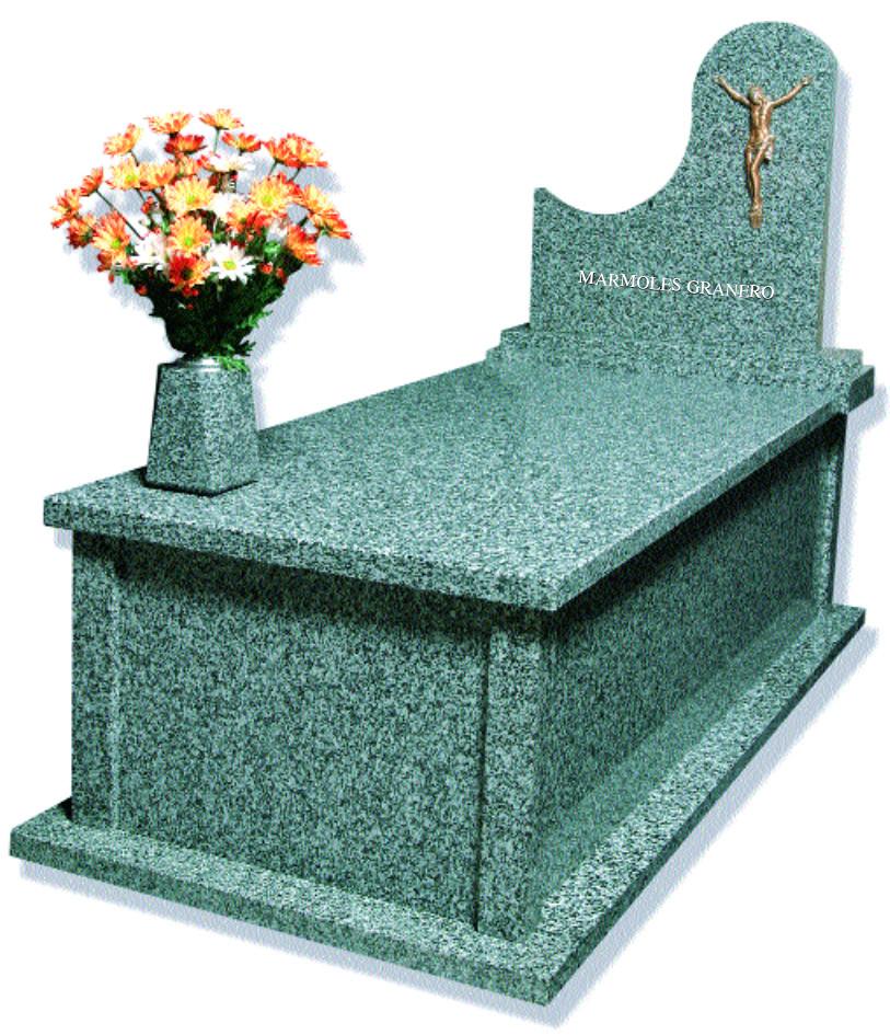 Pedestal nº6 para panteon