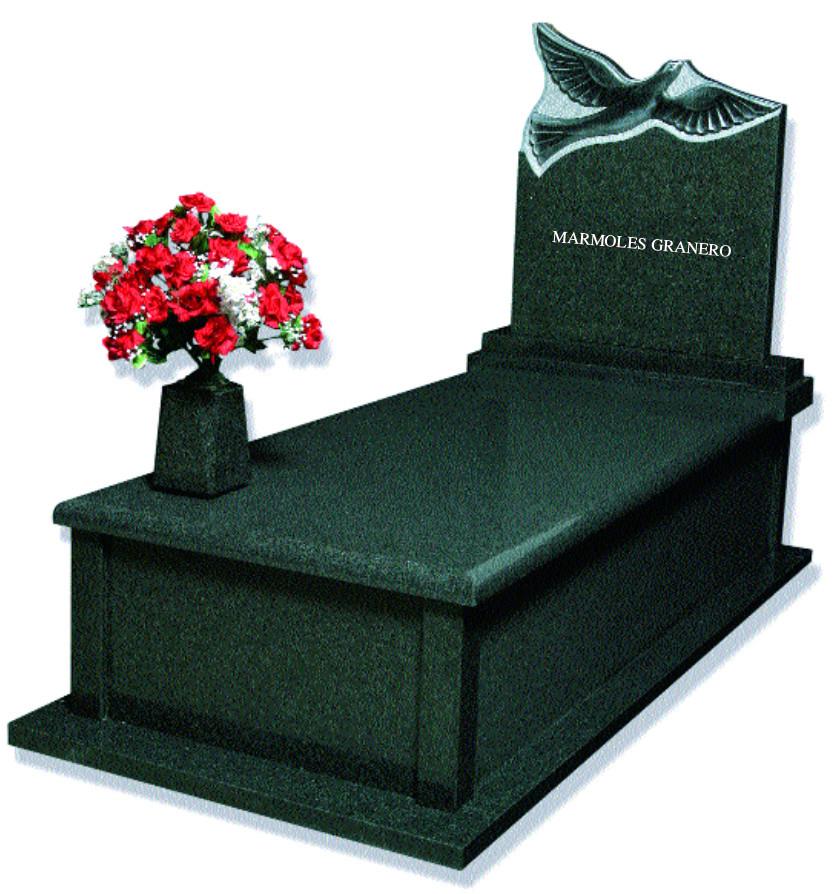 Pedestal nº7 para panteon