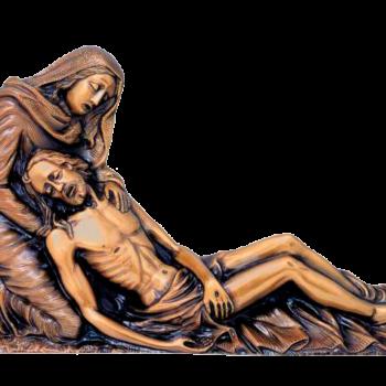 Virgen de la Piedad en bronce Ref. 5112