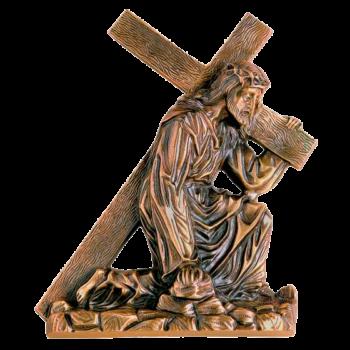 Jesús Nazareno en bronce Ref. 5132