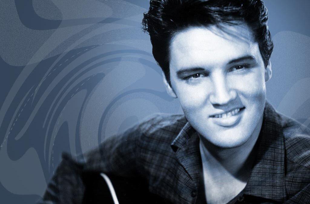 La muerte de Elvis Presley