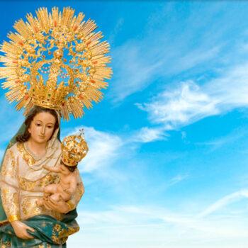 Lápida ColorFull Virgen del Pilar RL009