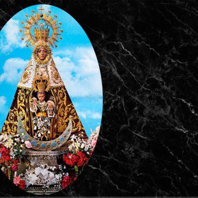 Lápida ColorFull Virgen de la Consolación RL013