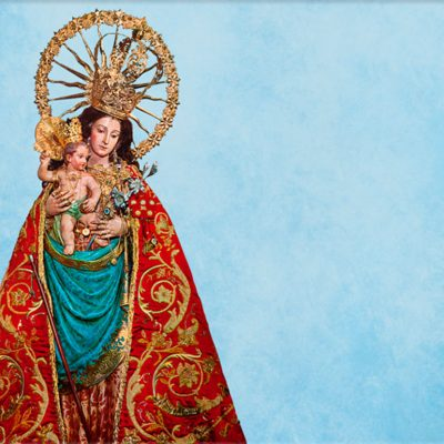 Lápida ColorFull Nuestra Señora de la Paz RL014