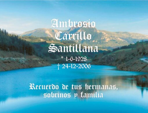 Lapida-Color-Montana-Rio