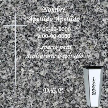 Lápida Columbario cenizas